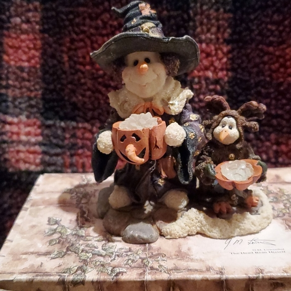 Boyds Bears Halloween 🎃